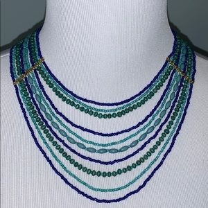BCBG Beaded Necklace